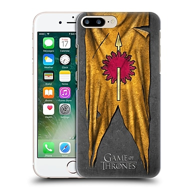 Official Hbo Game Of Thrones Sigil Flags Martell Hard Back Case For Apple Iphone 7 Plus