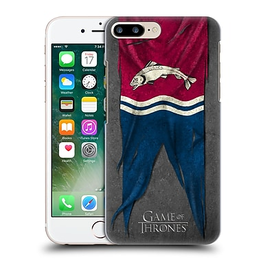 Official Hbo Game Of Thrones Sigil Flags Tully Hard Back Case For Apple Iphone 7 Plus
