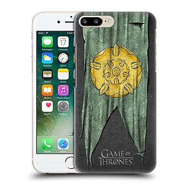 Official Hbo Game Of Thrones Sigil Flags Tyrell Hard Back Case For Apple Iphone 7 Plus