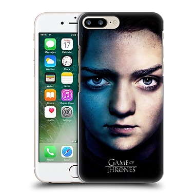 Official Hbo Game Of Thrones Valar Morghulis Arya Stark Hard Back Case For Apple Iphone 7 Plus
