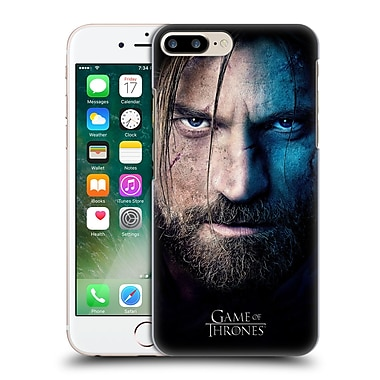 Official Hbo Game Of Thrones Valar Morghulis Jaime Lannister Hard Back Case For Apple Iphone 7 Plus