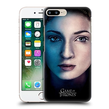 Official Hbo Game Of Thrones Valar Morghulis Sansa Stark Hard Back Case For Apple Iphone 7 Plus