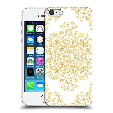 Official Monika Strigel Ambrosia Orange Hard Back Case For Apple Iphone 5 / 5S / Se