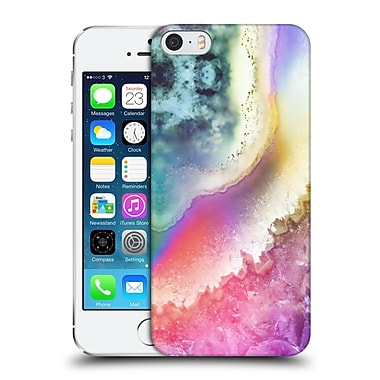 Official Monika Strigel Amethyst Funky Hard Back Case For Apple Iphone 5 / 5S / Se