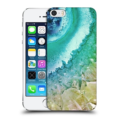 Official Monika Strigel Amethyst Ocean Hard Back Case For Apple Iphone 5 / 5S / Se