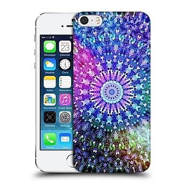 Official Monika Strigel Arabesque Neon Hard Back Case For Apple Iphone 5 / 5S / Se