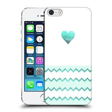 Official Monika Strigel Avalon Heart Mint Hard Back Case For Apple Iphone 5 / 5S / Se