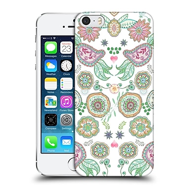Official Monika Strigel Bring Me Flowers Spring Hard Back Case For Apple Iphone 5 / 5S / Se
