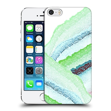 Official Monika Strigel Flawless Wraps Limetto Hard Back Case For Apple Iphone 5 / 5S / Se