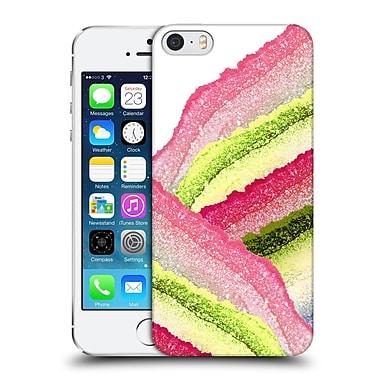 Official Monika Strigel Flawless Wraps Melon Hard Back Case For Apple Iphone 5 / 5S / Se