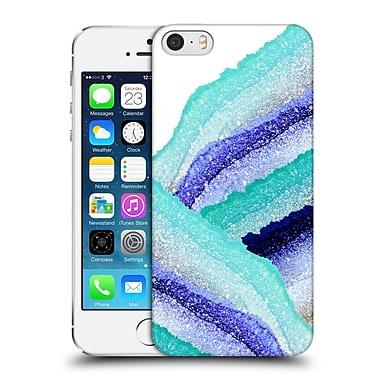 Official Monika Strigel Flawless Wraps Waves Hard Back Case For Apple Iphone 5 / 5S / Se