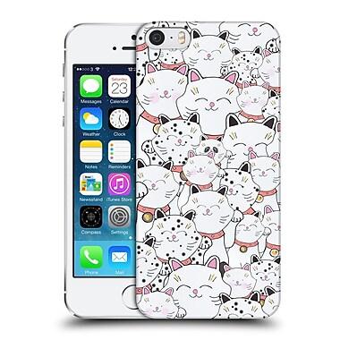 Official Monika Strigel Find The Panda White Hard Back Case For Apple Iphone 5 / 5S / Se