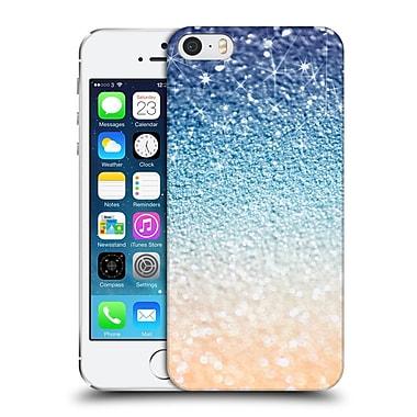 Official Monika Strigel Glitters Glamour Gold Night Hard Back Case For Apple Iphone 5 / 5S / Se
