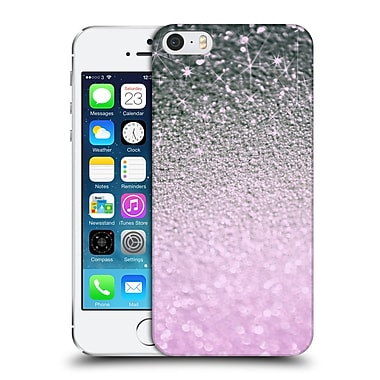 Official Monika Strigel Glitters Glamour Pink Hard Back Case For Apple Iphone 5 / 5S / Se