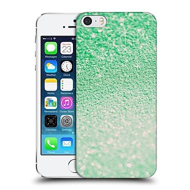 Official Monika Strigel Glitters Sea Green Hard Back Case For Apple Iphone 5 / 5S / Se