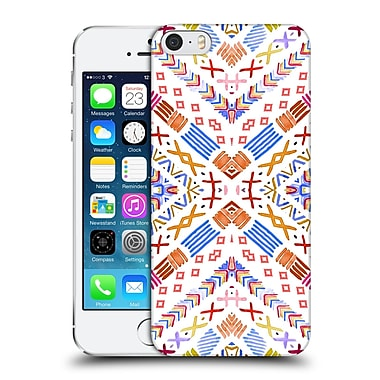 Official Monika Strigel Happy Echo Orange Hard Back Case For Apple Iphone 5 / 5S / Se