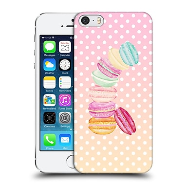 Official Monika Strigel Macarons Candy Hard Back Case For Apple Iphone 5 / 5S / Se