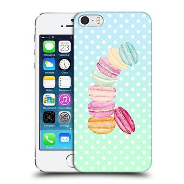 Official Monika Strigel Macarons Summer Hard Back Case For Apple Iphone 5 / 5S / Se