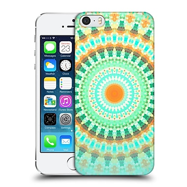 Official Monika Strigel Mandala Native Hard Back Case For Apple Iphone 5 / 5S / Se