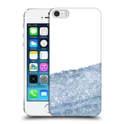 Official Monika Strigel Pretty Covered Blue Hard Back Case For Apple Iphone 5 / 5S / Se