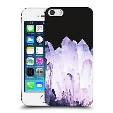 Official Monika Strigel Pure Crystal Amethyst Hard Back Case For Apple Iphone 5 / 5S / Se