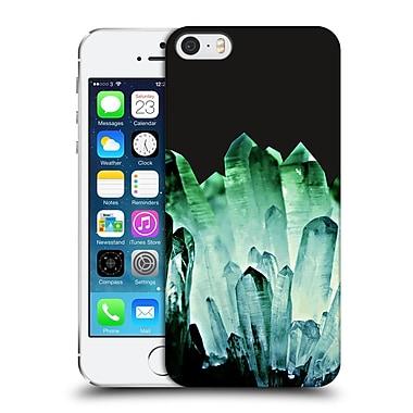 Official Monika Strigel Pure Crystal Dark Green Hard Back Case For Apple Iphone 5 / 5S / Se