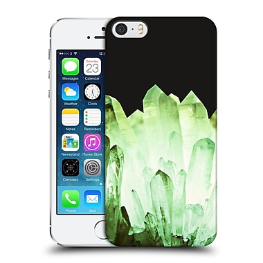 Official Monika Strigel Pure Crystal Emerald Hard Back Case For Apple Iphone 5 / 5S / Se