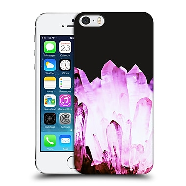 Official Monika Strigel Pure Crystal Pink Hard Back Case For Apple Iphone 5 / 5S / Se