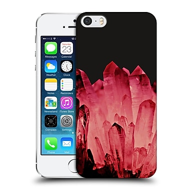 Official Monika Strigel Pure Crystal Ruby Hard Back Case For Apple Iphone 5 / 5S / Se