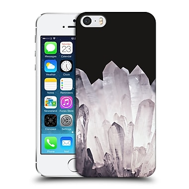 Official Monika Strigel Pure Crystal Silver Hard Back Case For Apple Iphone 5 / 5S / Se