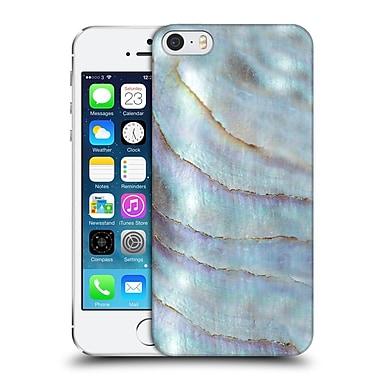 Official Monika Strigel Pastel Seashell Pearl Hard Back Case For Apple Iphone 5 / 5S / Se