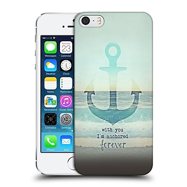 Official Monika Strigel Summer Love Anchored Forever Hard Back Case For Apple Iphone 5 / 5S / Se