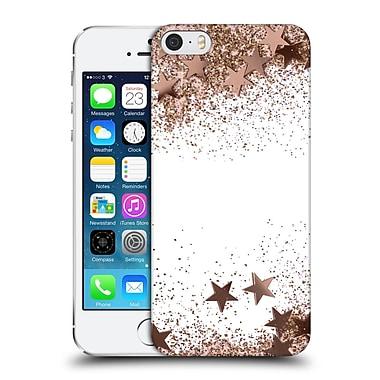 Official Monika Strigel Shaky Stars Rose 2 Hard Back Case For Apple Iphone 5 / 5S / Se