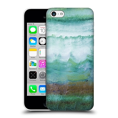 Official Monika Strigel Agate Gemstone Mint Hard Back Case For Apple Iphone 5C