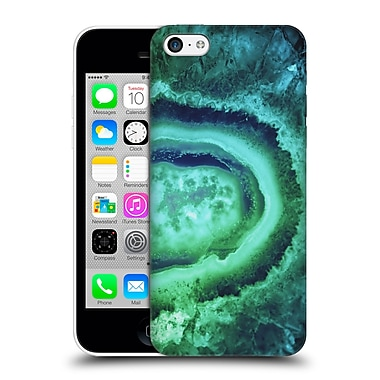 Official Monika Strigel Amethyst Emerald Hard Back Case For Apple Iphone 5C