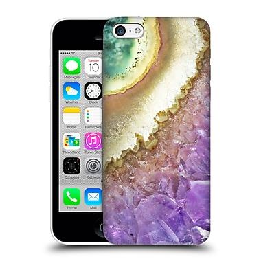 Official Monika Strigel Amethyst Purple Hard Back Case For Apple Iphone 5C