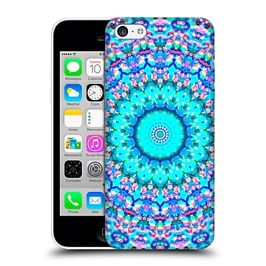 Official Monika Strigel Arabesque Aqua Hard Back Case For Apple Iphone 5C