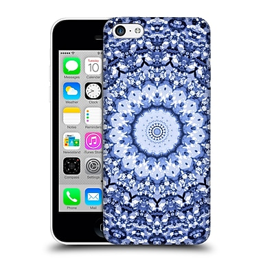 Official Monika Strigel Arabesque Indigo Hard Back Case For Apple Iphone 5C