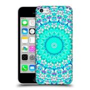 Official Monika Strigel Arabesque Mint Hard Back Case For Apple Iphone 5C