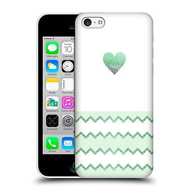 Official Monika Strigel Avalon Heart Green Hard Back Case For Apple Iphone 5C