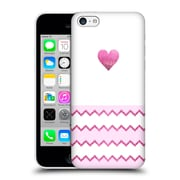 Official Monika Strigel Avalon Heart Pink Hard Back Case For Apple Iphone 5C