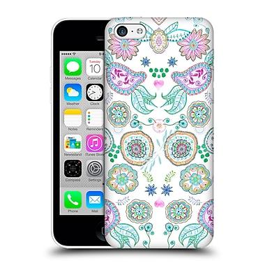 Official Monika Strigel Bring Me Flowers Pink Hard Back Case For Apple Iphone 5C