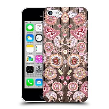 Official Monika Strigel Bring Me Flowers 3 Pink 2 Hard Back Case For Apple Iphone 5C