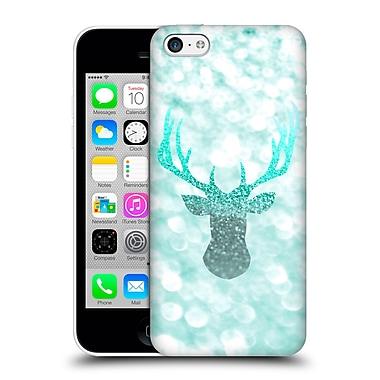 Official Monika Strigel Champagne Glitters 1 Deer Mint Hard Back Case For Apple Iphone 5C