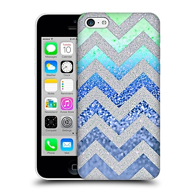 Official Monika Strigel Funky Chevron Blueberry Hard Back Case For Apple Iphone 5C