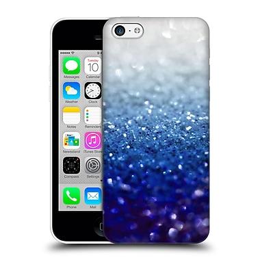 Official Monika Strigel Frozen Glitter Royal Blue Hard Back Case For Apple Iphone 5C