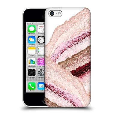 Official Monika Strigel Flawless Wraps Peachy Hard Back Case For Apple Iphone 5C