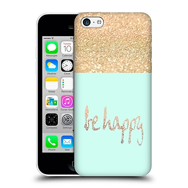 Official Monika Strigel Gold And Happy Date Hard Back Case For Apple Iphone 5C