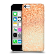 Official Monika Strigel Glitters Coral 2 Hard Back Case For Apple Iphone 5C
