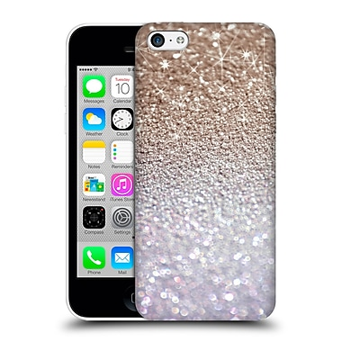 Official Monika Strigel Glitters Glamour Coffee Hard Back Case For Apple Iphone 5C